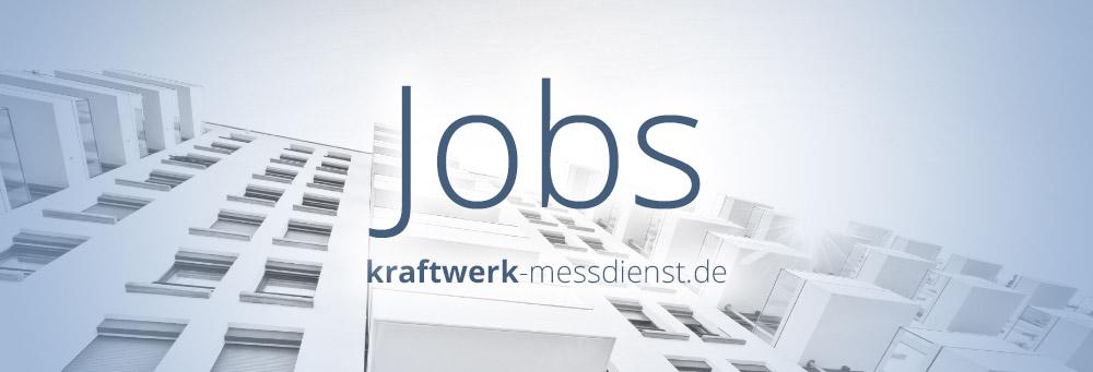 Aktuelle Stellenanzeige Ihrer kraftwerk GmbH